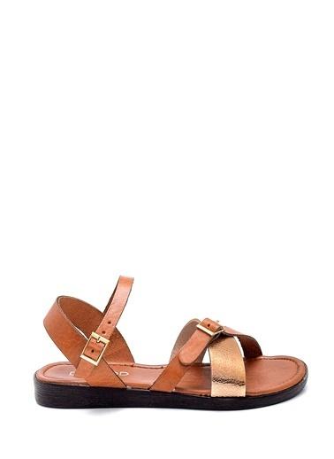 Derimod Kadın Sandalet (128) Casual Renkli